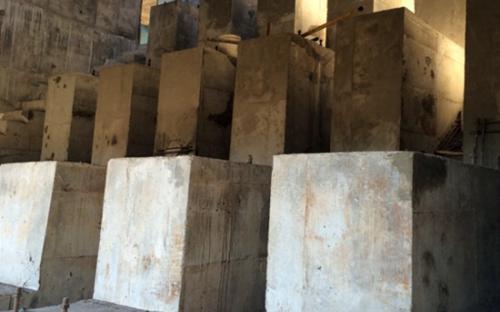 پروژه ی اجرای بخشی از عملیات سیویل کارخانه فـولاد سازی کاوه جنوب کیش فاز دو