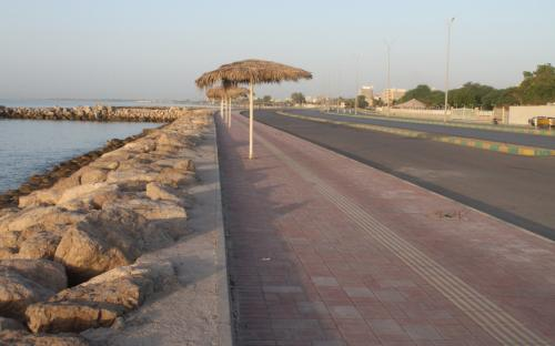 Hussein Abad Seaside Boulevard project
