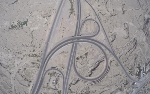 Construction of grade separation on the input junction of Sirjan to BandarAbbas and Shahid Rajaee ring road