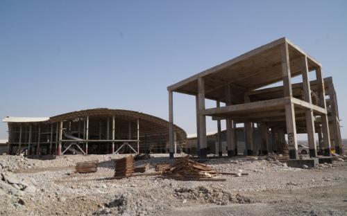 Improvement and construction of new passenger terminal at BandarAbbas