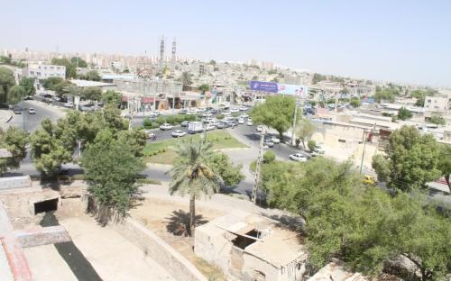 Municipality of BandarAbbas(construction of grade separation on the junction of Shohada and Jomhuri Blvds)