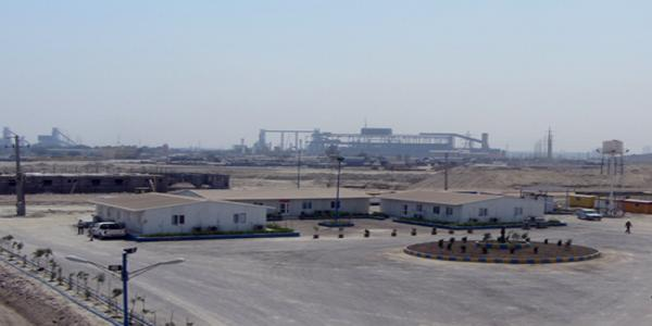 Equipping the workshop of Pelletizing of Kish south Kaveh steel company project: