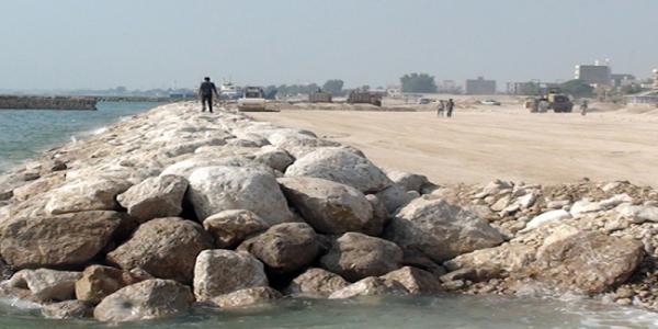 Hussein Abad Seaside Boulevard project