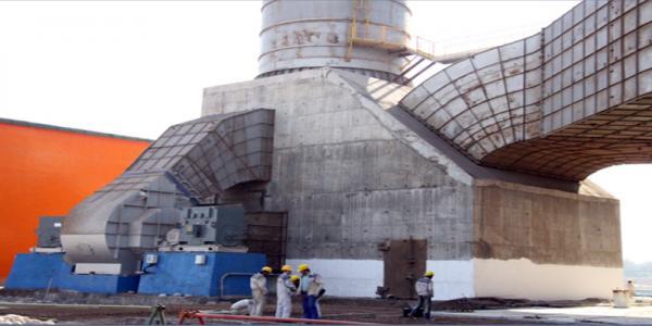 پروژه ی اجرای بخشی از عملیات سیویل کارخانه فـولاد سازی کاوه جنوب کیش فاز یک